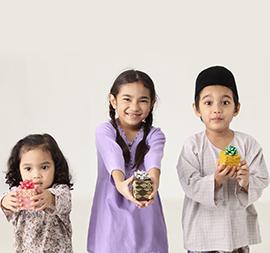 Bulan Ramadan, Saatnya Bentuk Kebiasaan Baik Ini pada Si Kecil!