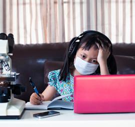 Stres di Masa Pandemi? Cari Tahu Cara Mengatasinya, Yuk!