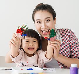Ide Kreasi Seru untuk Temani Si Kecil Selama di Rumah