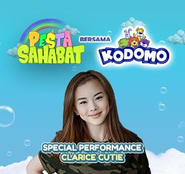 Yuk, Ajak si Kecil Senang-Senang di Pesta Sahabat X RTV!