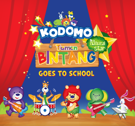 Kodomo Goes to School Hadir Lagi, Moms!
