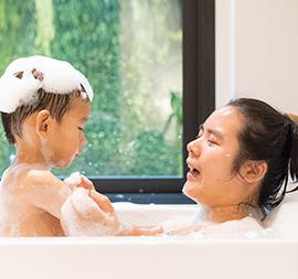 4 Trik agar Anak Rajin mandi Tanpa Harus Disuruh
