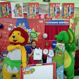 Bermain dan Belajar Bersama Kodomo di TK Semen Padang