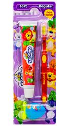 Kodomo Toothbrush 2in1 Regular