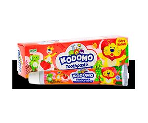 Kodomo Regular Toothpaste Strawberry