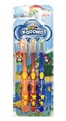 Kodomo Toothbrush Curvy isi 3