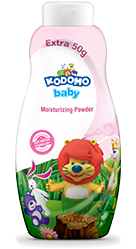 Kodomo Baby Moisturizing Powder