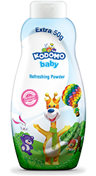 Kodomo Baby Powder Refreshing Powder