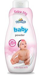 Kodomo Baby Powder Rice Milk