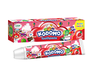 Kodomo Toothpaste Regular Strawberry