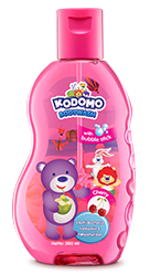 Kodomo Bodywash with Bubble Stick Cherry