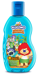 Kodomo Shampoo & Conditioner Blueberry