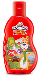 Kodomo Shampoo & Conditioner Strawberry
