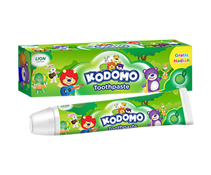 Kodomo Regular Toothpaste Melon
