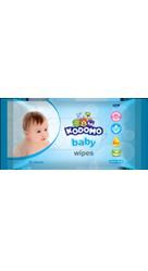 Kodomo Baby Wipes Classic Blue