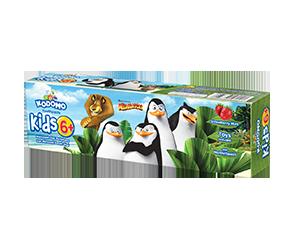 Kodomo Toothpaste Kids6+ Strawberry Mint.