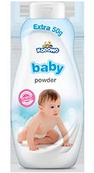 Kodomo Baby Powder Classic Blue