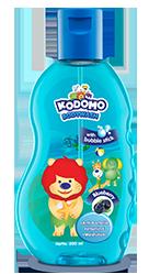 Kodomo Bodywash with Bubble Stick Blueberry