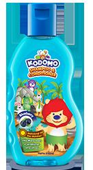 Kodomo Shampoo & Conditioner Blueberry