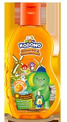 Kodomo Shampoo & Conditioner Orange