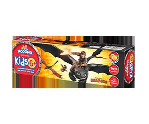 Kodomo Toothpaste Kids6+ Orange Mint